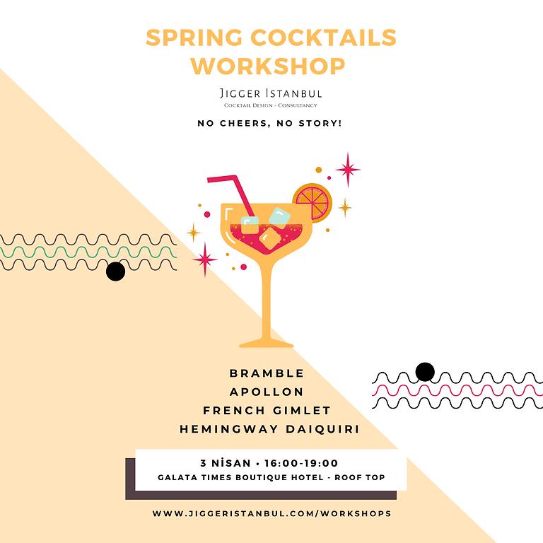 Spring Cocktails Workshop