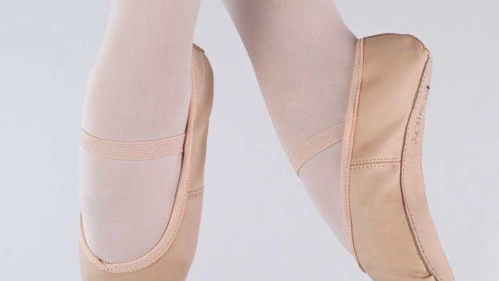 First Position Premium Full Sole Ballet Shoes