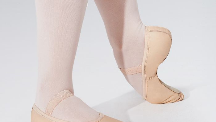 Capezio Lily Full Sole Ballet Shoes