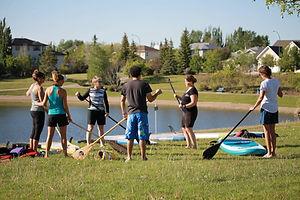 Paddle Canada Instruction