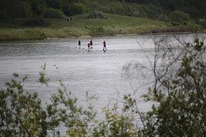 South Sask River