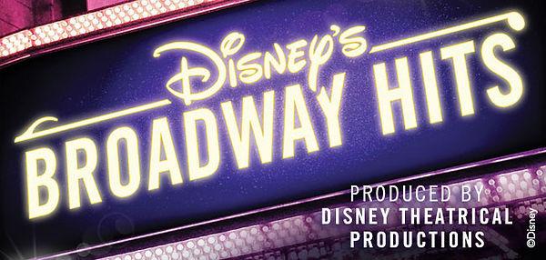 Disney Broadway Hits - Daniel Walker Lighting Design