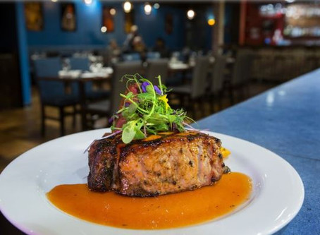 Chef Willie Moats and 350 Grace in The Virginian-Pilot
