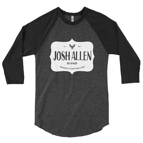 Josh Allen Band Raglan Sshirt