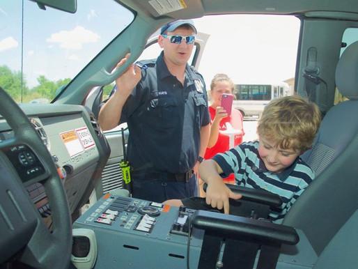 NORTH BLANCO Ambulance & EMS Station Tours