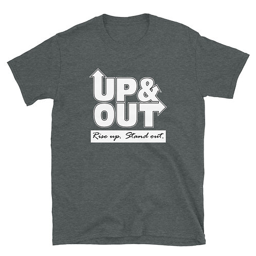 RISE UP STAND OUT Basic T-Shirt