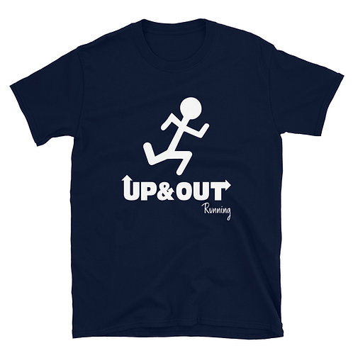 UP&OUT Running Basic T-Shirt