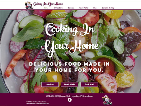 Cooking In Your Home