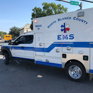 NORTH BLANCO COUNTY  ESD #1 EMS