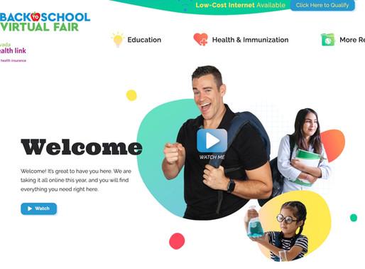 Back to School Virtual Fair