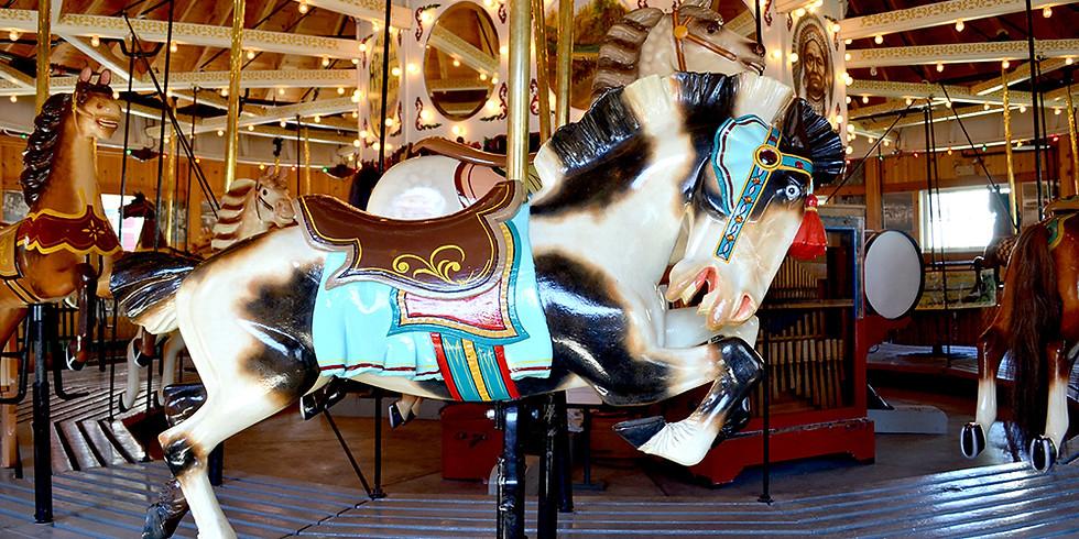 Herschell Carrousel Museum Field Trip