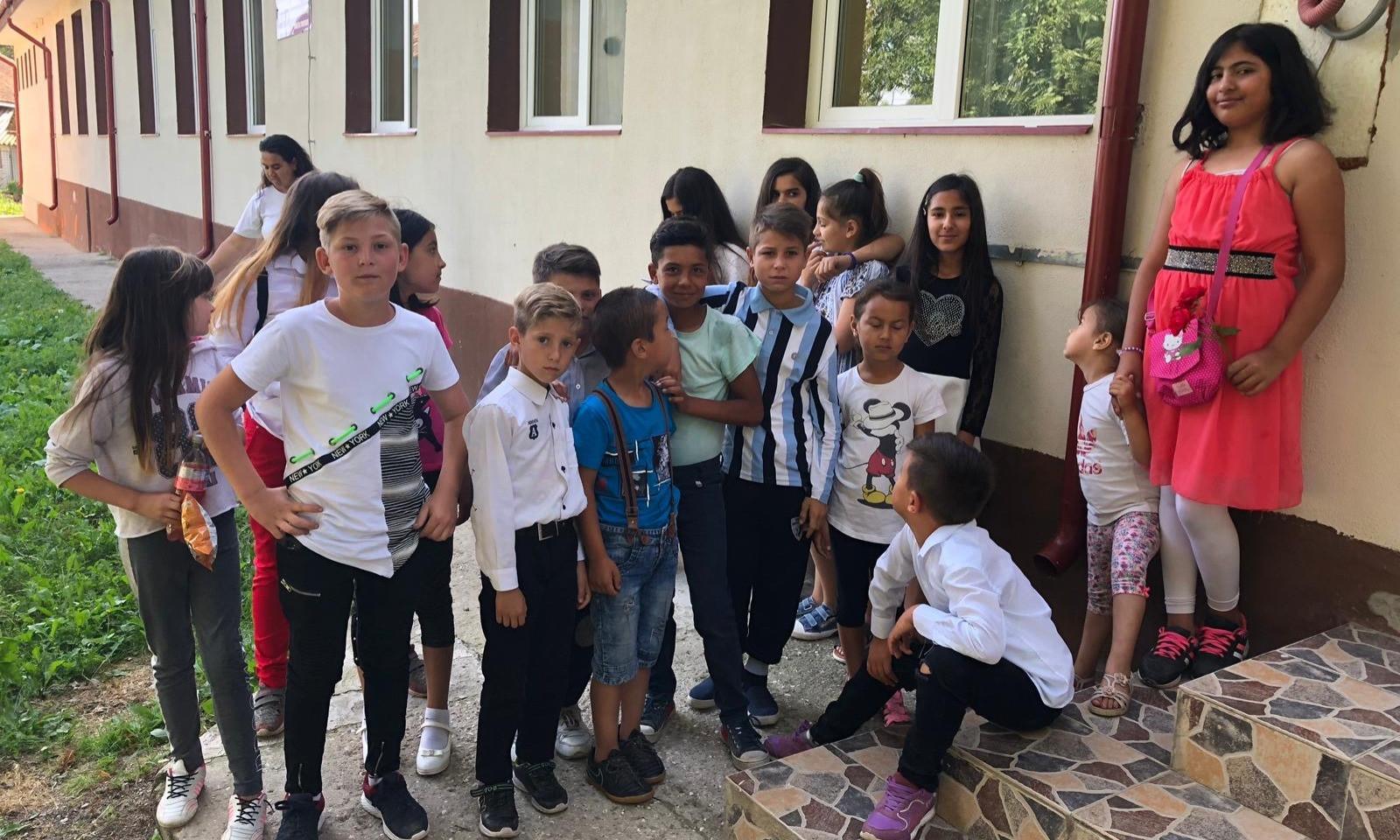SERVING ROMANIA