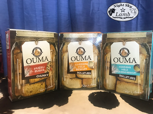 Ouma Rusks and Beskuit