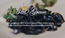 350 Grace This site is for a gluten free restaurant in Norfo...