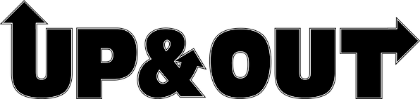 UP&OUT Logo