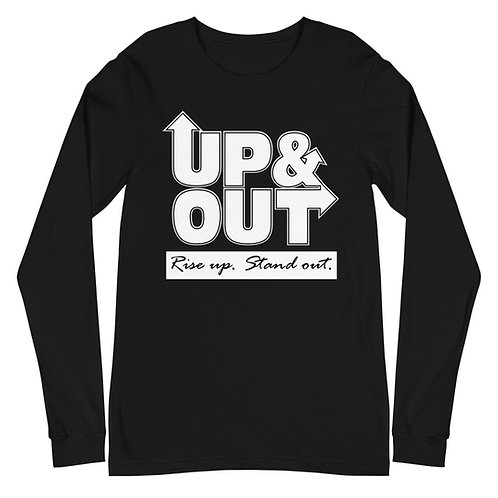 Rise Up Stand Out Long Sleeve Tee