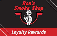 Ron's Smoke Shop Loyalty Card