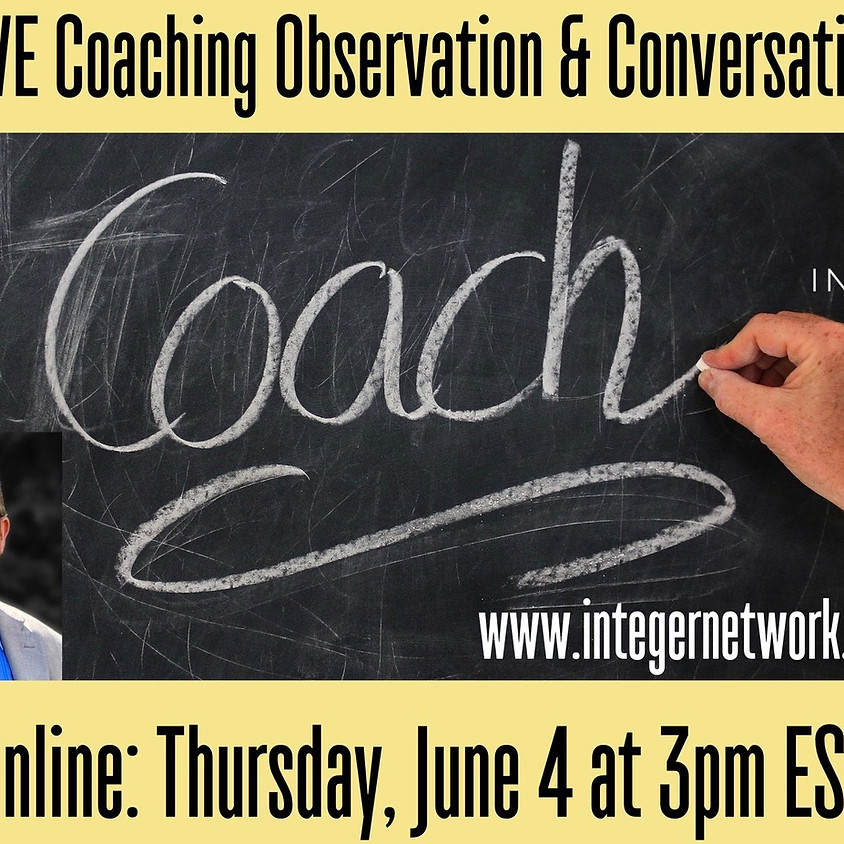 Coaching on Showcase: A Learning and Training Opportunity!