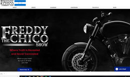 The Freddy Chico Show A fun site that incorporates live stream video!  C...