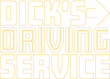 Dick's Driving Logo