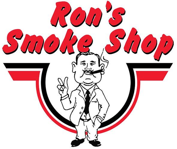 Ron's Smoke Shop Logo