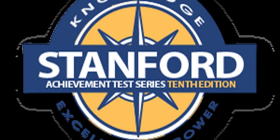 2019 Stanford 10 Test