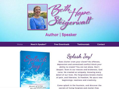 Beth Hope Steigerwalt