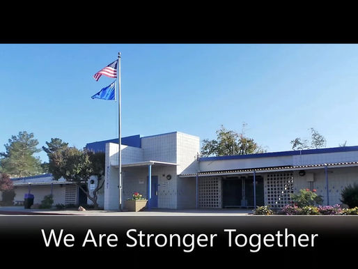 Stronger Together - We Miss You!