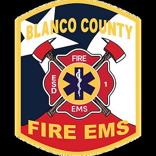 NORTH BLANCO COUNTY ESD #1 Logo