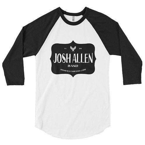 Josh Allen Band Raglan Shirt