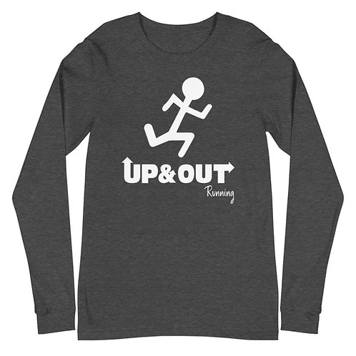 UP&OUT Running Long Sleeve Tee