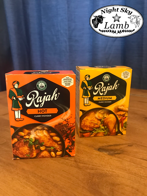 Rajah Curry Power
