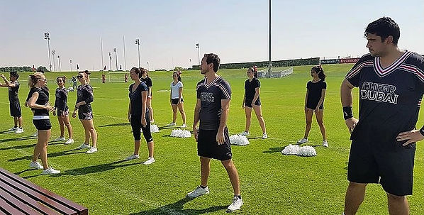 Emirates Cheer League