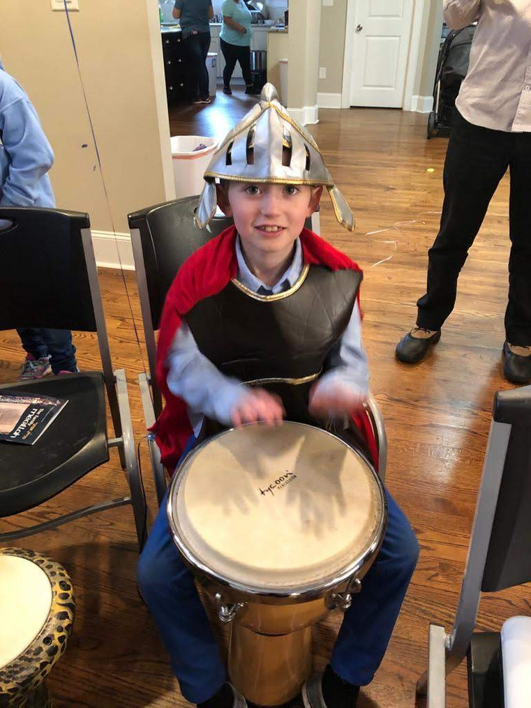 Purim Carnival - Community