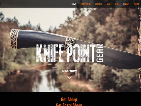 Knife Point Gear