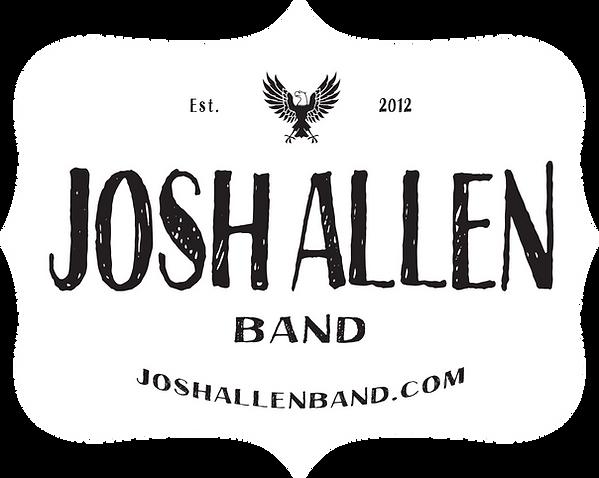 Josh Allen Band Logo