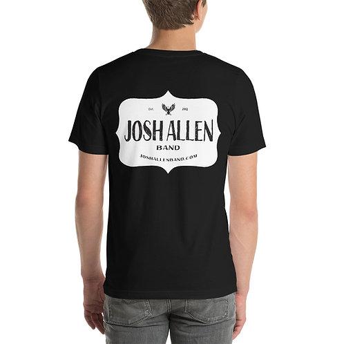 Front/Back Josh Allen Band T-Shirt
