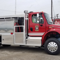 NORTH BLANCO COUNTY  ESD #1 Truck