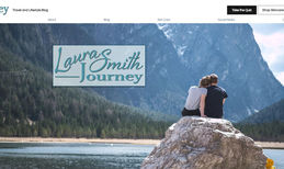 Laura Smith Journey This is a blog site.  Definitely a fun project.  C...