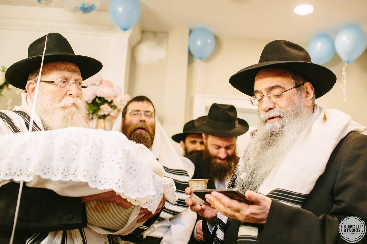 Yosef Yitzchok Bluming Bris
