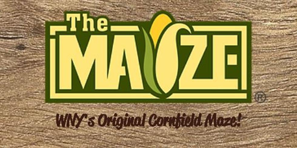 Upper Center Educational Field Trip - The Maize