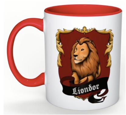 Tasse Liondor