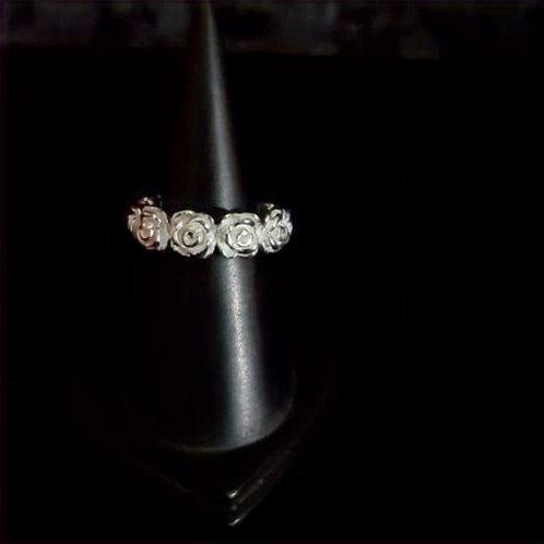 Ring kleine Rose