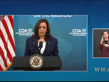 Border Update: Biden administration addresses the mass migration causes
