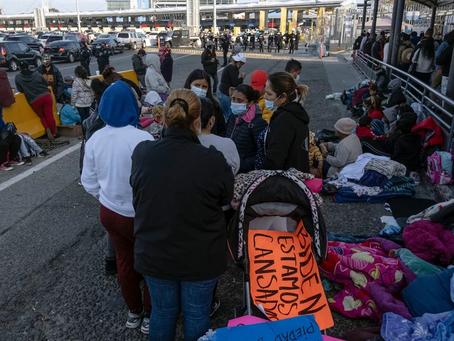 Border Update: Humanitarian Parole Helps Some Cross into U.S