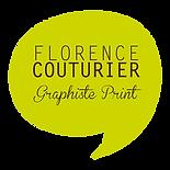 logo de Florence Couturier, Graphiste Print