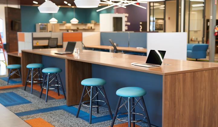 Co-Work desks