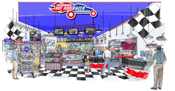 American Hot Rod Racer