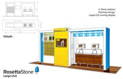 Rosetta Stone Fixture