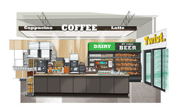 711 Coffee Service